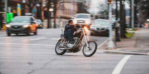 St. Petersburg Motorcycle Accident Attorneys   Man Raiding Motorcycle